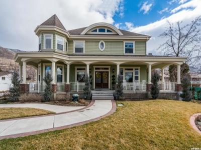 Centerville Single Family Home For Sale: 1213 N Main W