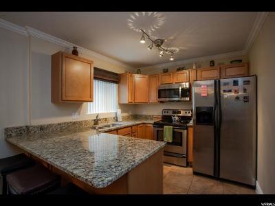 Salt Lake City Condo For Sale: 854 E Arnecia Ct S #11