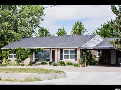 Pleasant Grove Single Family Home For Sale: 987 E 200 S
