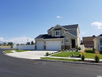 Lehi Single Family Home For Sale: 2353 W Cranberry Ridge Rd