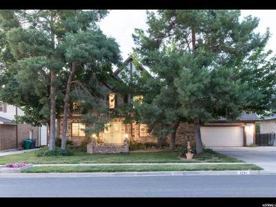 Sandy Single Family Home For Sale: 2793 E Cobblemoor Ln S #706