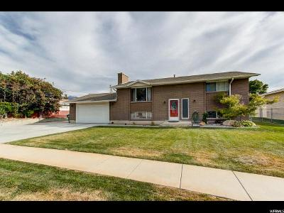 Murray Single Family Home For Sale: 67 W Topowa Dr