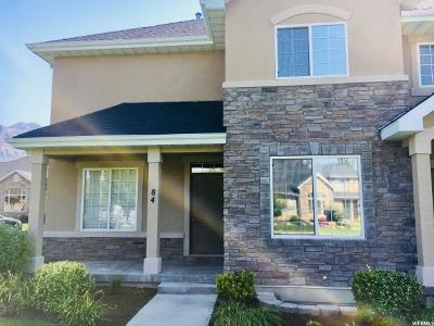 American Fork Townhouse For Sale: 84 S 930 E