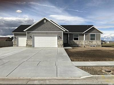 Tremonton Single Family Home For Sale: 611 E 180 N