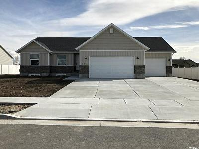 Tremonton Single Family Home For Sale: 626 E 180 N #68