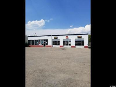 Carbon County, Emery County Commercial For Sale: 771 E Main St N