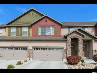 Saratoga Springs Townhouse For Sale: 1217 Baycrest Dr