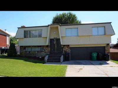 Orem, Provo Single Family Home For Sale: 1314 E 580 S