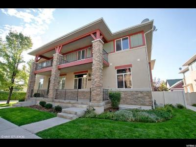 South Jordan Condo For Sale: 11443 S Oakmond Road W