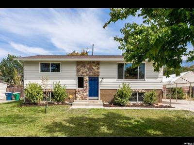 Sandy Single Family Home For Sale: 9741 S Mumford Dr