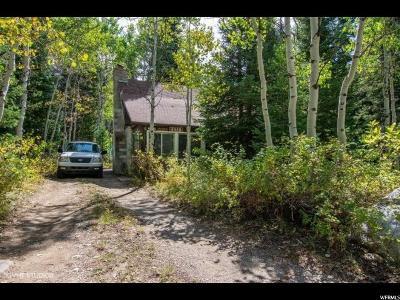 Salt Lake City Single Family Home For Sale: 6443 S Moose Meadow Ln