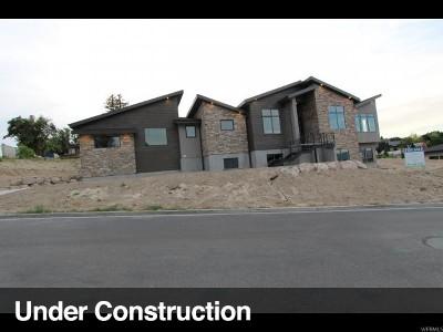 South Jordan Single Family Home For Sale: 10268 S Jordan Creek Dr
