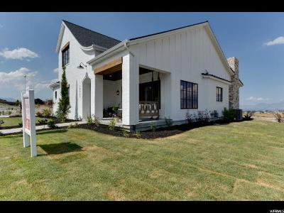 Herriman Single Family Home For Sale: 14933 S Upper Bend Dr