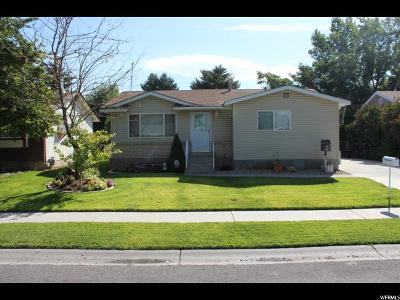 Tremonton Single Family Home For Sale: 685 S 634 W