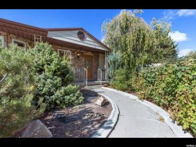Cottonwood Heights Single Family Home For Sale: 2862 E Pamela Dr