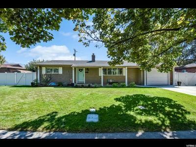 American Fork Single Family Home For Sale: 954 N 100 E