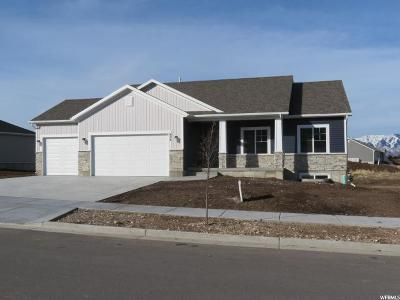 Hyrum Single Family Home Under Contract: 474 S 400 E