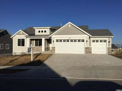 West Valley City Single Family Home For Sale: 6519 S Sun Ray Dr W #302