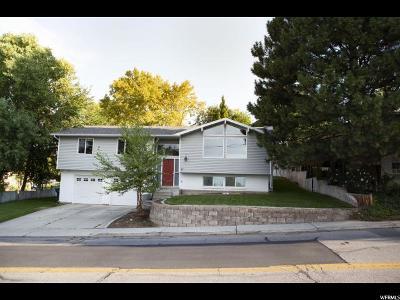 Orem Single Family Home For Sale: 71 E 2000 S