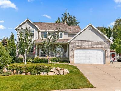 Lindon Single Family Home For Sale: 1359 E 200 S