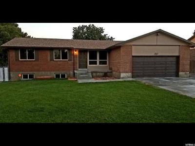 Riverton Single Family Home For Sale: 1965 W 13550 S