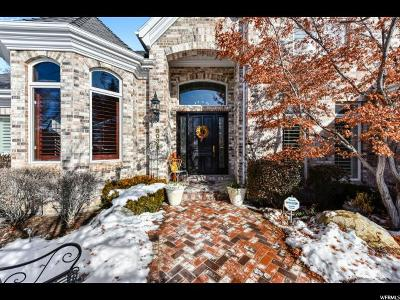 Cottonwood Heights Single Family Home For Sale: 8035 S Danish Rd E