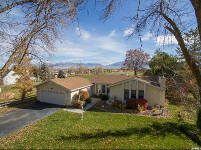 Cache County Single Family Home For Sale: 310 S 100 E