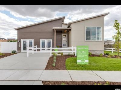 West Jordan Single Family Home For Sale: 7888 S 6375 W