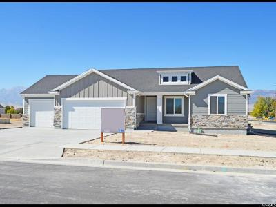Grantsville Single Family Home For Sale: 306 S Rockaway Cv #101
