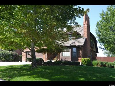 Murray Single Family Home For Sale: 6466 S Castlefield Ln E
