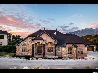 Draper Single Family Home For Sale: 1321 E Elk Glen Dr S