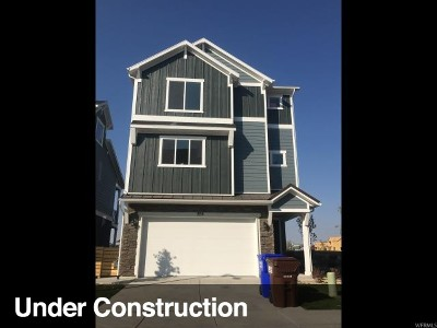 Midvale Single Family Home For Sale: 7636 S Lind Ln W #203