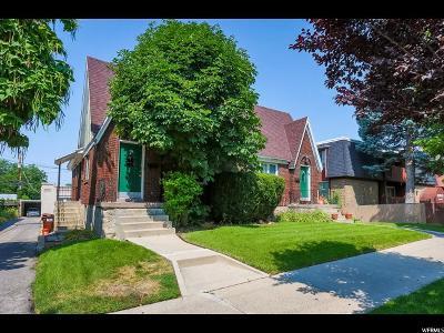Salt Lake City Multi Family Home For Sale: 134 S 900 E