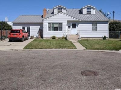 Single Family Home For Sale: 308 Circle Dr