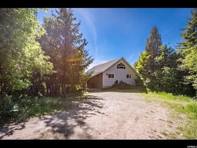 Preston Single Family Home For Sale: 575 Bonneville