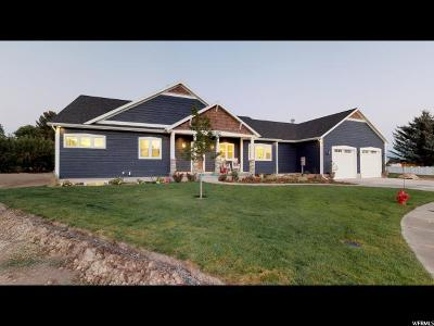 Preston Single Family Home Under Contract: 580 Cedar