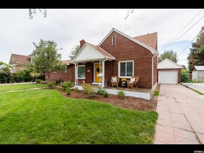 Lehi Single Family Home For Sale: 241 N 200 W