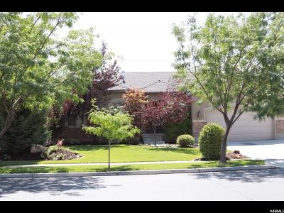 Spanish Fork Single Family Home For Sale: 1788 E 1530 S