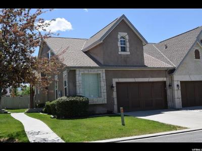 Spanish Fork Townhouse For Sale: 3054 E Somerset Village Way