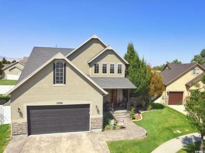 Riverton Single Family Home For Sale: 12486 S Mont Blanc Dr W