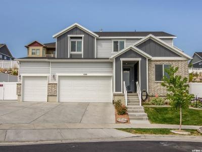 West Jordan Single Family Home For Sale: 6516 W Thistle Ridge Cv S