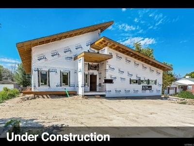 Salt Lake City Single Family Home For Sale: 4360 S Garden Dr
