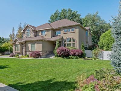 Draper Single Family Home For Sale: 13562 S Bridle Pointe Cv