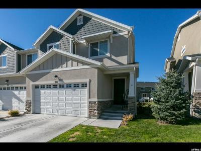 Orem Townhouse For Sale: 966 S 2040 W