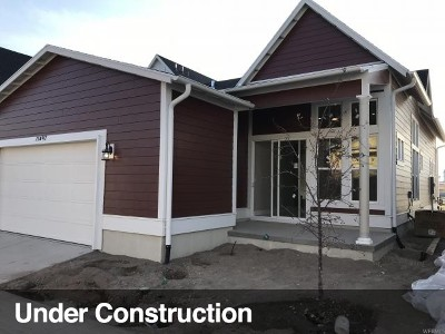 Salt Lake County Single Family Home For Sale
