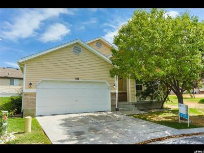Stansbury Park Single Family Home For Sale: 120 N Crystal Bay Dr