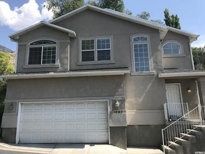 Provo Single Family Home For Sale: 1297 S 1540 E