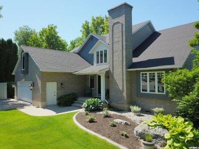 Hyde Park Single Family Home For Sale: 485 E 250 S