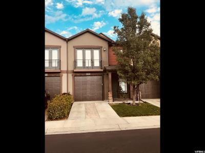 Draper Townhouse For Sale: 14797 S Chandlerpoint Way