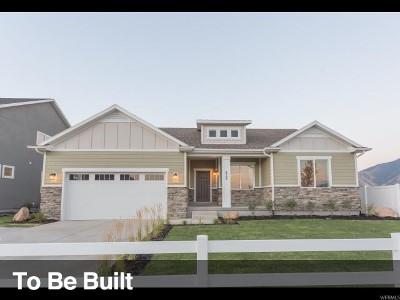 Spanish Fork Single Family Home For Sale: 743 N Slant Rd E
